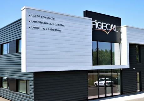 façade FIGECAL expert comptable